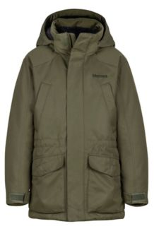 Boy's Bridgeport Jacket, Forest Night, medium
