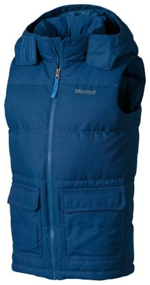 Boy's Vancouver Vest, Blue Night, medium