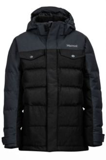 Boy's Fordham Jacket, Black, medium
