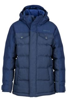 Boy's Fordham Jacket, Arctic Navy, medium