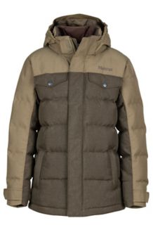 Boy's Fordham Jacket, Cavern, medium