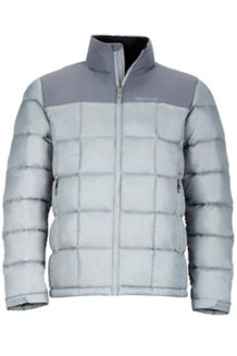 Greenridge Jacket, Grey Storm/Steel Onyx, medium