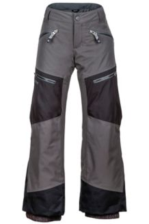 Boy's Freerider Pant, Slate Grey/Black, medium