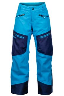 Boy's Freerider Pant, Bahama Blue/Arctic Navy, medium