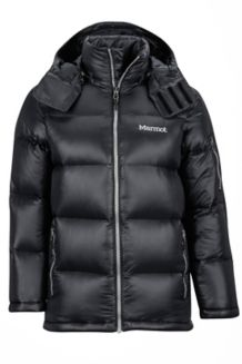 Stockholm JR Jacket, Black, medium