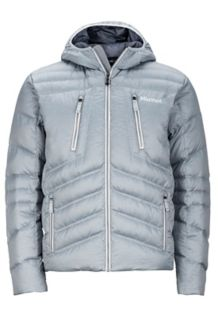 Hangtime Jacket, Silver, medium