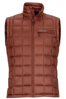 Ajax Vest, Marsala Brown, medium