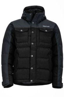 Fordham Jacket, Black, medium