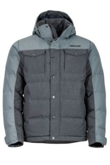 Fordham Jacket, Cinder, medium