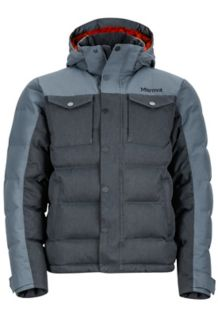 Fordham Jacket, Steel Onyx, medium