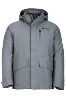Yorktown Featherless Jacket, Cinder, medium