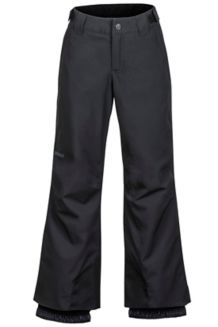 Boy's Vertical Pant, Black, medium