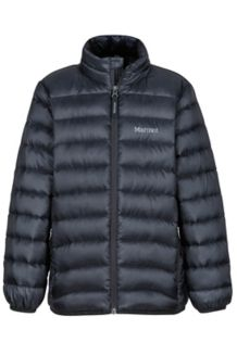 Boy's Tullus Jacket, Black, medium