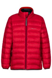 Boy's Tullus Jacket, Team Red, medium