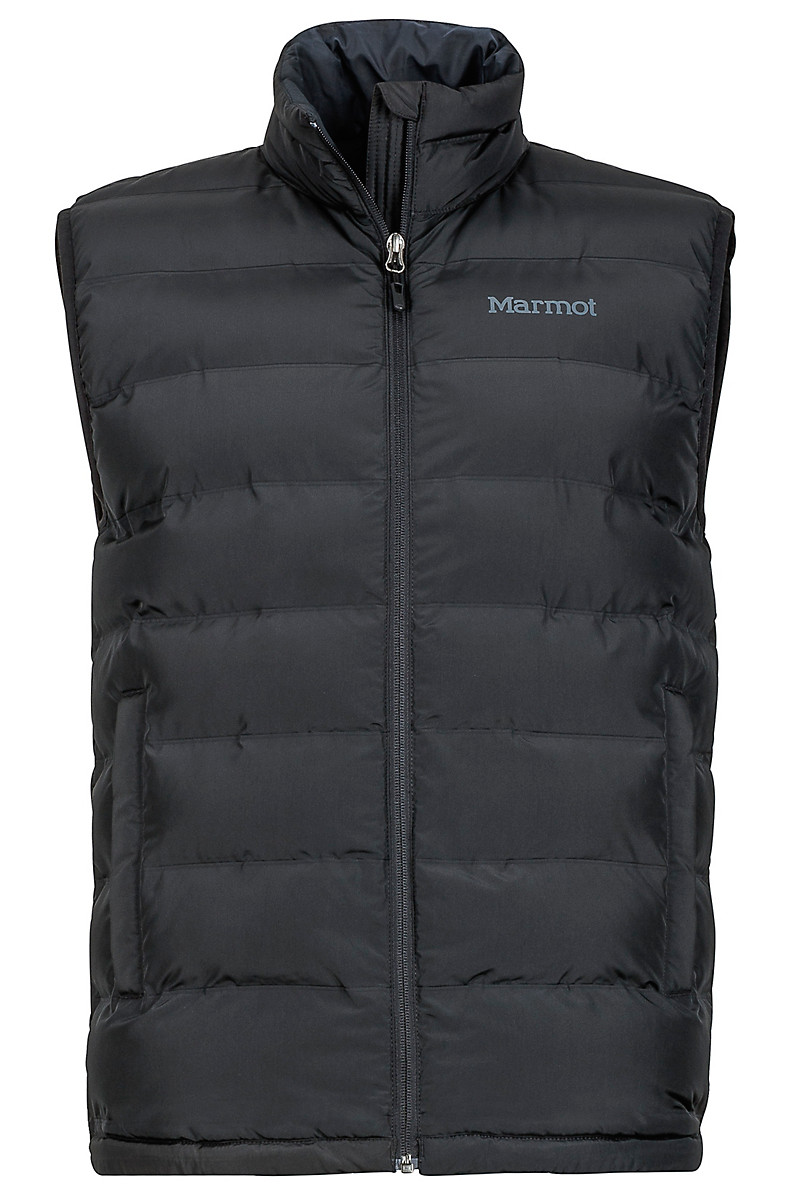 Alassian Featherless Vest, Black, large