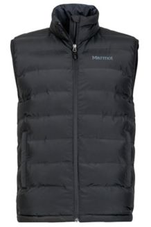 Alassian Featherless Vest, Black, medium