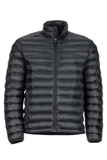 Solus Featherless Jacket, Black, medium