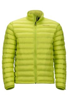 Solus Featherless Jacket, Bright Lime, medium