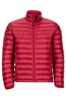 Solus Featherless Jacket, Sienna Red, medium