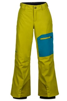 Boy's Burnout Pant, Citronelle, medium