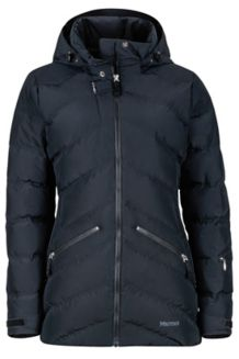 Wm's Val D'Sere Jacket, Black, medium