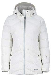 Wm's Val D'Sere Jacket, Soft White, medium