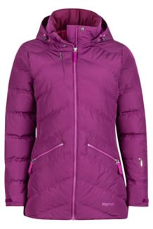 Wm's Val D'Sere Jacket, Deep Plum, medium
