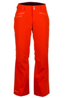 Wm's Slopestar Pant, Poppy, medium
