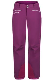 Wm's Slopestar Pant, Deep Plum, medium