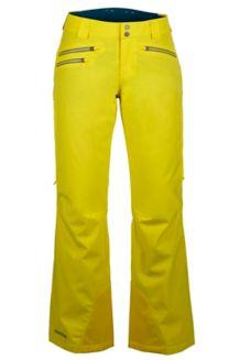 Wm's Slopestar Pant, Yellow Blaze, medium