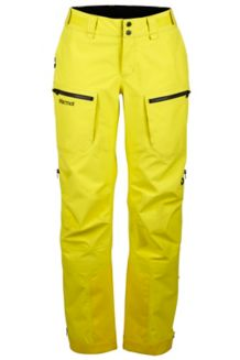 Wm's Cheeky Pant, Yellow Blaze, medium