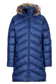 Girl's Montreaux Coat, Arctic Navy, medium