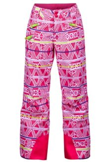 Girl's Harmony Pant, Pink Rock Fusion, medium