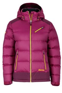 Wm's Sling Shot Jacket, Magenta/Dark Purple, medium