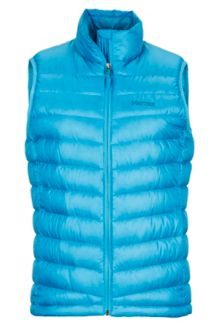 Wm's Jena Vest, Blue Sea, medium
