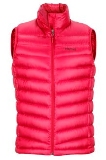 Wm's Jena Vest, Persian Red, medium