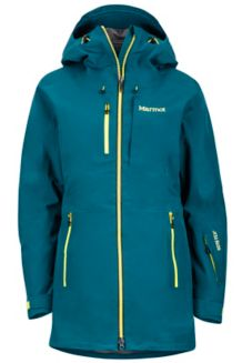 Wm's Mikaela Jacket, Deep Teal, medium