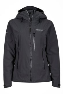 Wm's Headwall Jacket, Black, medium