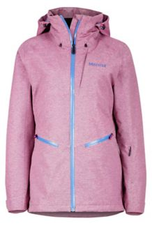 Wm's Tessan Jacket, Kinetic Pink, medium