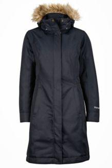 Wm's Chelsea Coat, Black, medium