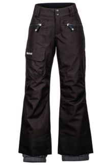 Girl's Freerider Pant, Black, medium