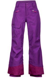 Girl's Freerider Pant, Mystic Purple, medium