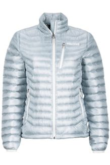 Wm's Quasar Jacket, Silver, medium