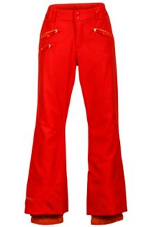 Girl's Slopestar Pant, Scarlet Red, medium