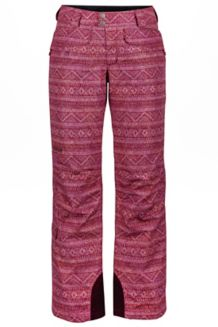 Wm's Whimsey Pant, Magenta Chile, medium