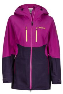 Wm's Sublime Jacket, Purple Orchid/Nightshade, medium