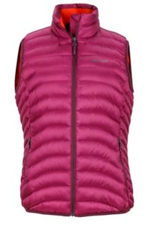Wm's Aruna Vest, Magenta, medium