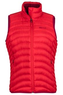 Wm's Aruna Vest, Tomato, medium