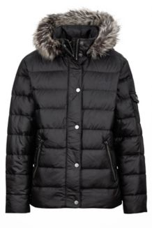 Girl's Hailey Jacket, Black, medium