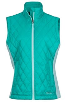 Wm's Kitzbuhel Vest, Waterfall/Blue Tint, medium